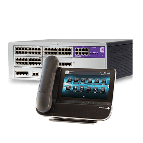 Alcatel- Lucent Telefonanlage - OMNI PCX Berlin Brandenburg