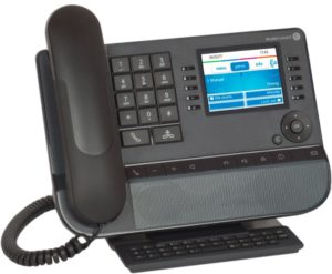 Alcatel-Lucent 8058s Premium DeskPhone (3MG27203DE)