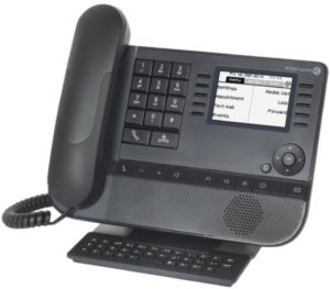 Alcatel-Lucent 8039s Premium DeskPhone (3MG27219DE)