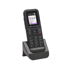 Alcatel-Lucent 8232s DECT Handset (3BN67330AB) 2 | Systemhaus TeleTech Zossen, Berlin | Alcatel-Lucent, HPE, Lancom