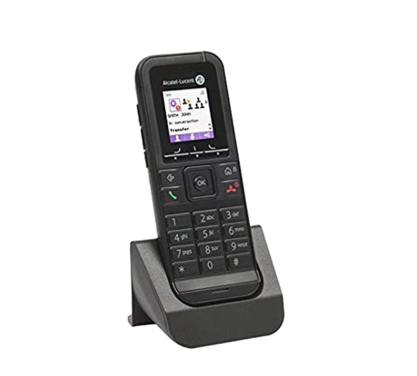 Alcatel-Lucent 8028s Premium DeskPhone (3MG27202DE)