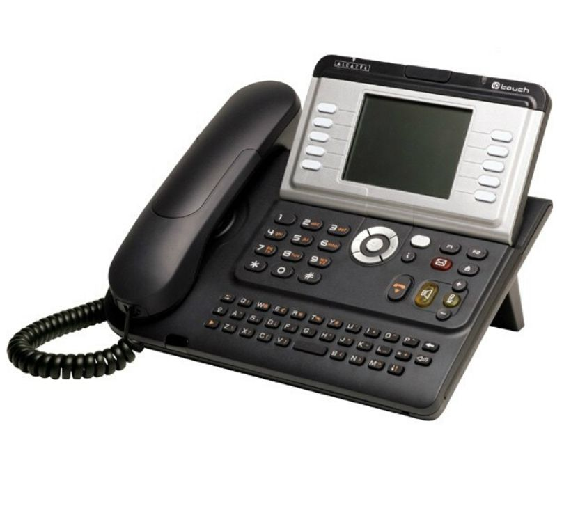 Alcatel-Lucent 4068 IP Phone (3GV27062DB)