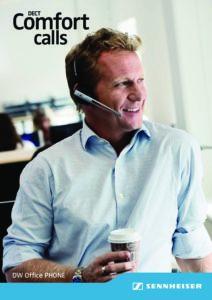 Sennheiser DW 10 PHONE Headset (504430) 3 | Systemhaus TeleTech Zossen, Berlin | Alcatel-Lucent, HPE, Lancom