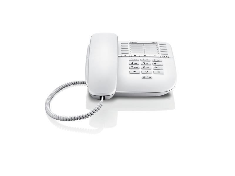 Gigaset DA510 analog Desktop Telefon (S30054-S6530-B102) 2