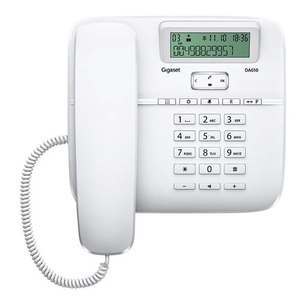Gigaset DA610 analog Desktop Telefon (S30350-S212-B102) 3