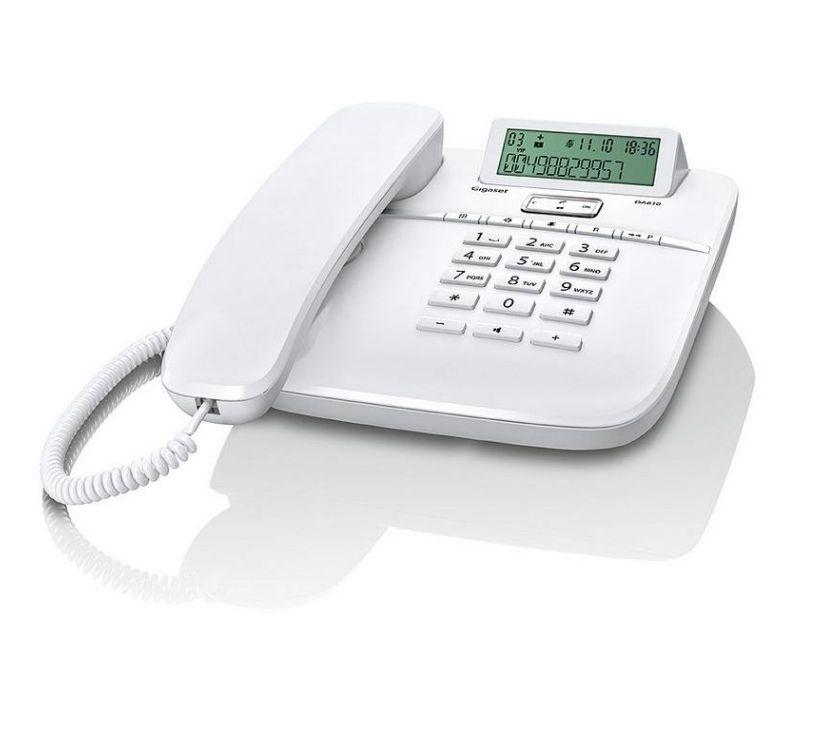 Gigaset DA610 analog Desktop Telefon (S30350-S212-B102)