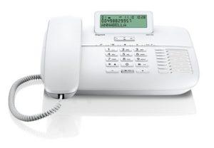 Gigaset DA710 analog Desktop Telefon (S30350-S213-B102) 2