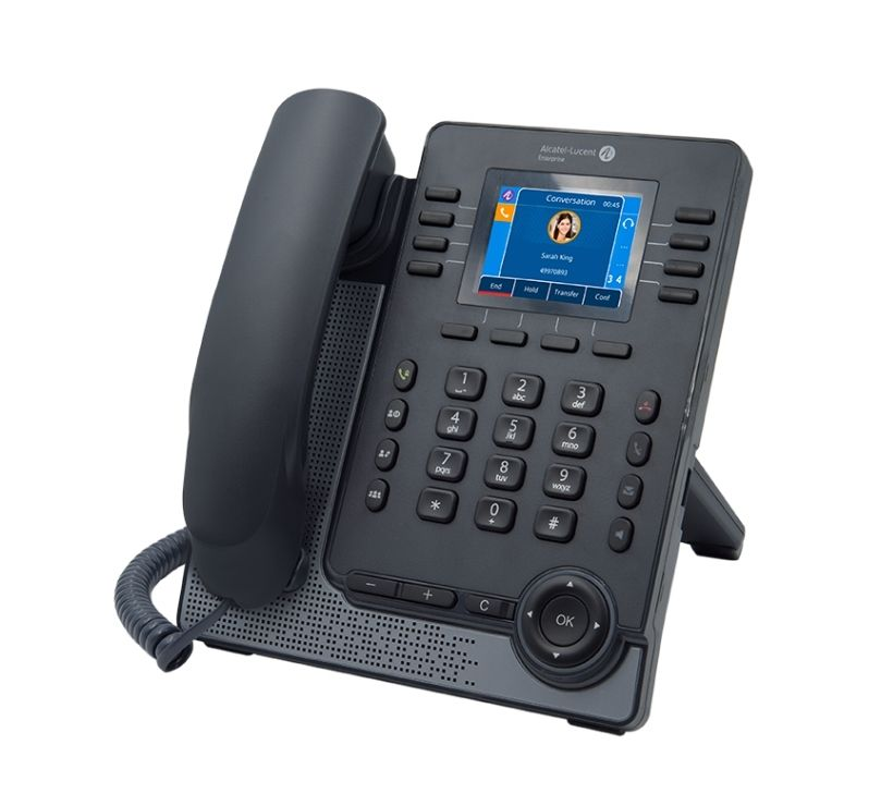 Alcatel-Lucent M5 SIP DeskPhone (3MK27002AA)