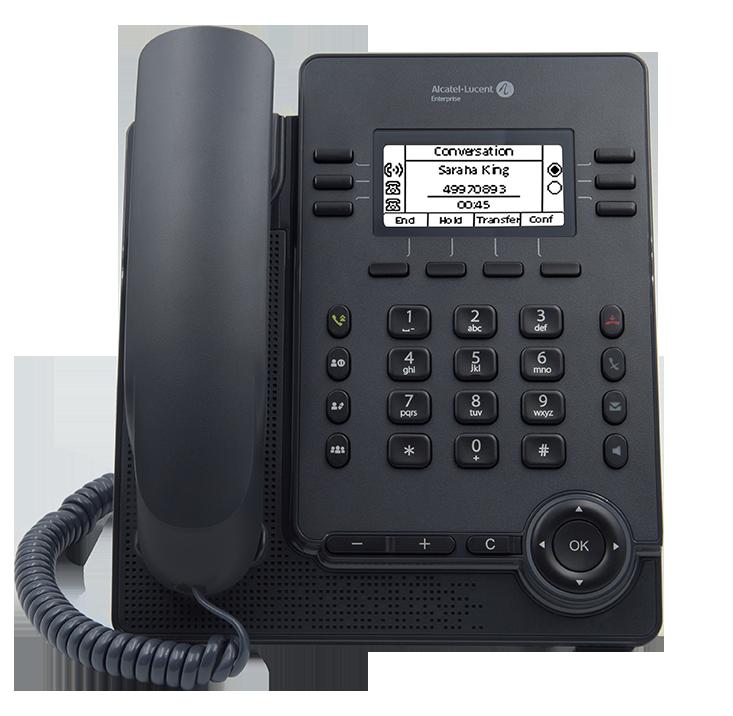 Alcatel-Lucent M3 SIP DeskPhone (3MK27001AA)1