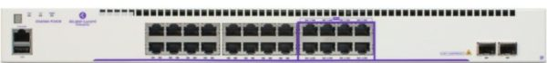 Alcatel-Lucent OS6560-P24Z8 PoE Switch | Systemhaus TeleTech Berlin und Brandenburg