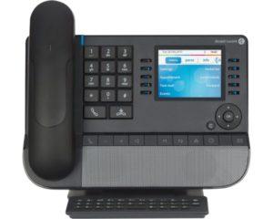 Alcatel-Lucent 8068s Premium DeskPhone | Systemhaus TeleTech Berlin und Brandenburg