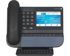 Alcatel-Lucent 8078s Premium DeskPhone | Systemhaus TeleTech Berlin und Brandenburg