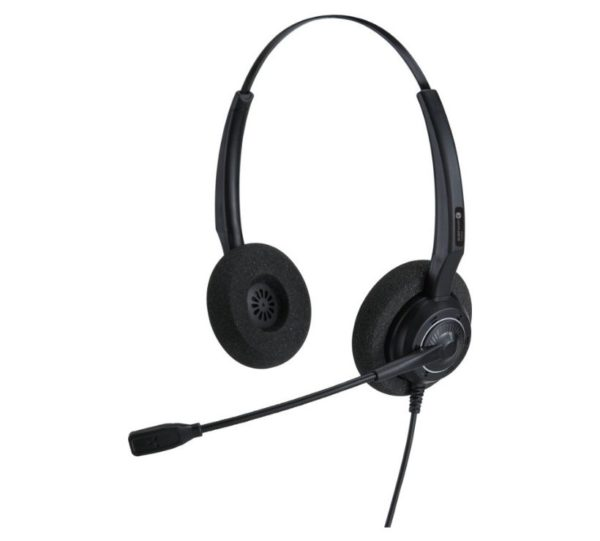 Alcatel-Lucent AH 12 U USB Headset (3MK08010AA)