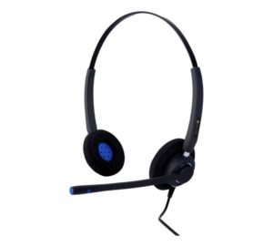 Alcatel-Lucent Aries 22 Duo Headset (3MK08012AA)