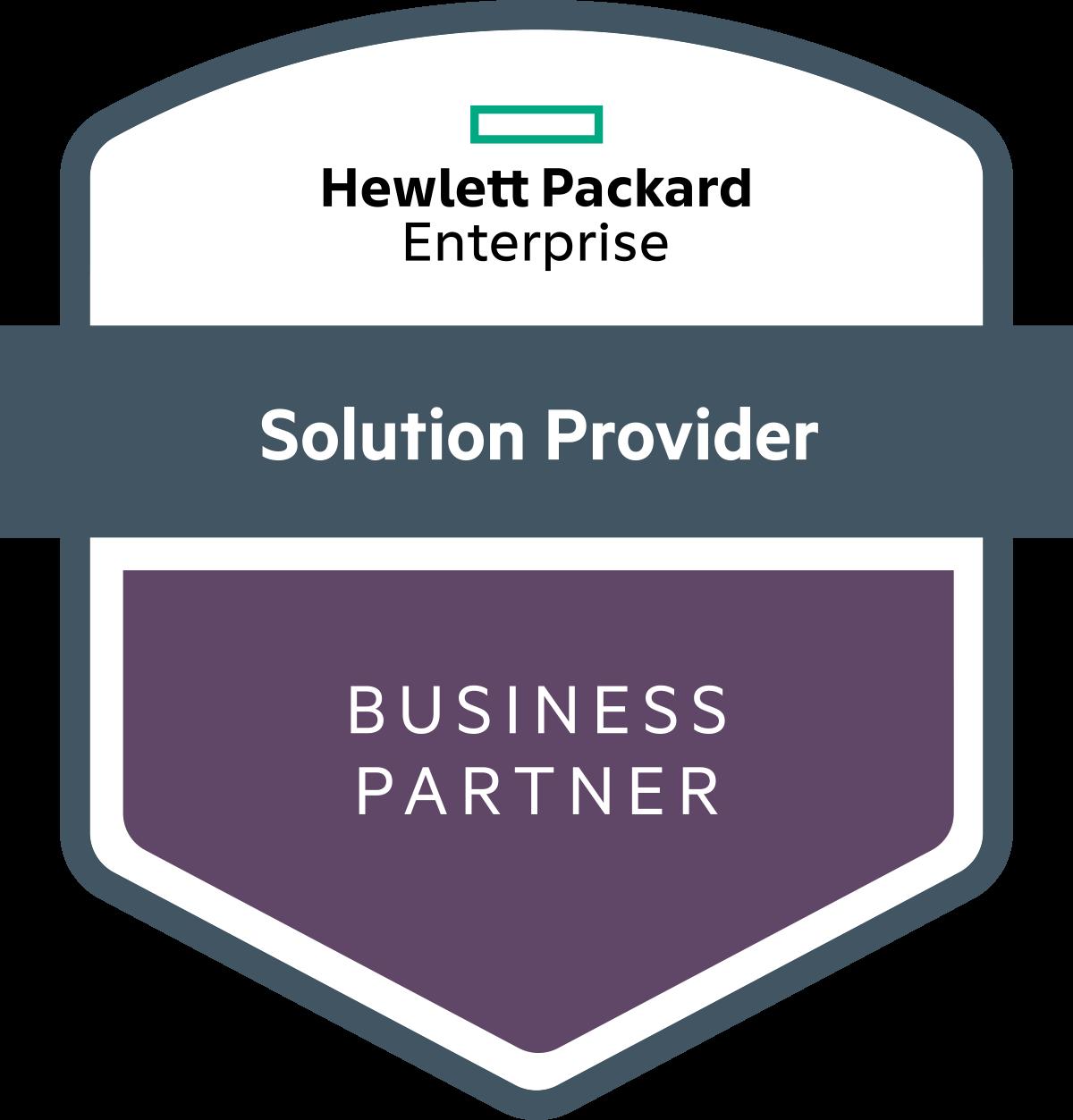 HPE Partner Status